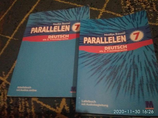 Parallelen 7,Lehrbuch,Arbeitsbuch