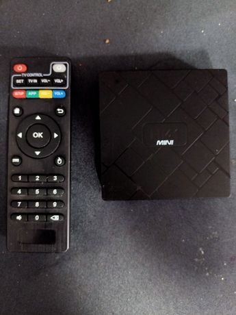 Android TV box smart
