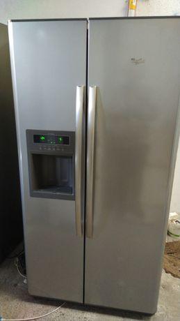 Entrega garantia frigorífico americano inox Samsung inverter