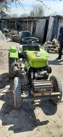 Продам трактор 15л.с.