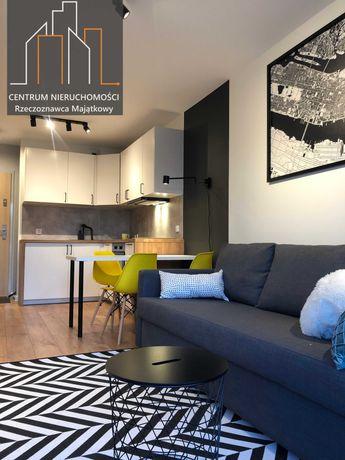 Wynajem nowe mieszkanie 2-pokojowe Katowice + parking podziemny