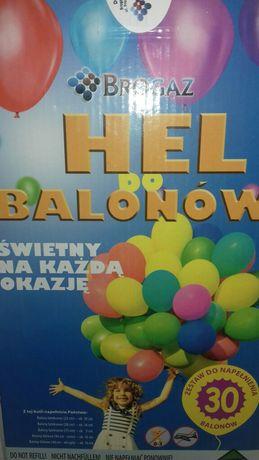 BUTLA HEL 7 l plus 30 balonów