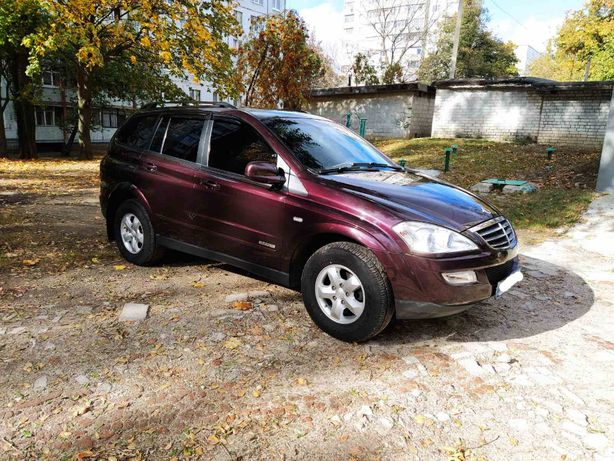 Продам Ssang Yong Kyron, 2.0 XD20i, 6АТ, 4 WD, 150 л.с.