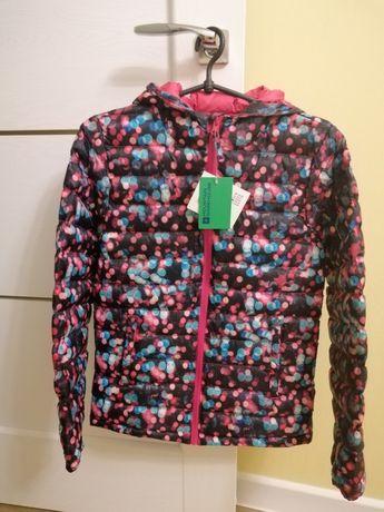 Демисезонная куртка на 11 лет