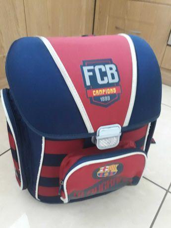 Plecak/ tornister- profilowany FC Barcelona