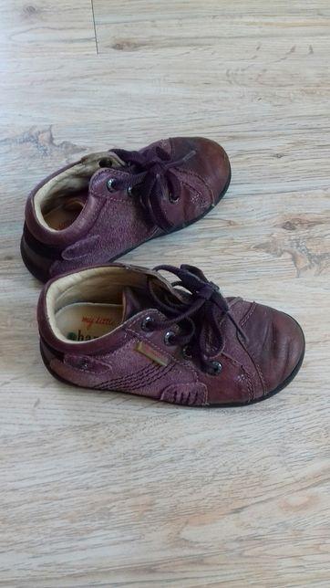 Черевички для дівчинки шкіряні фірми bama, ботинки кожаные 15,5 см