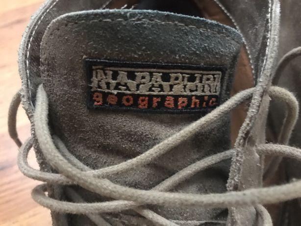 Ботинки замшевые Napa Pijri geográfic Норвегия