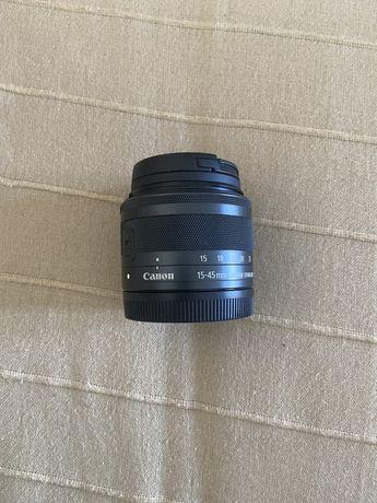 Canon EOS-m 15-45mm f/3.5-5.6
