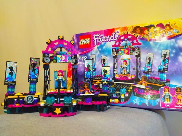 LEGO friends scena Livi+gratis