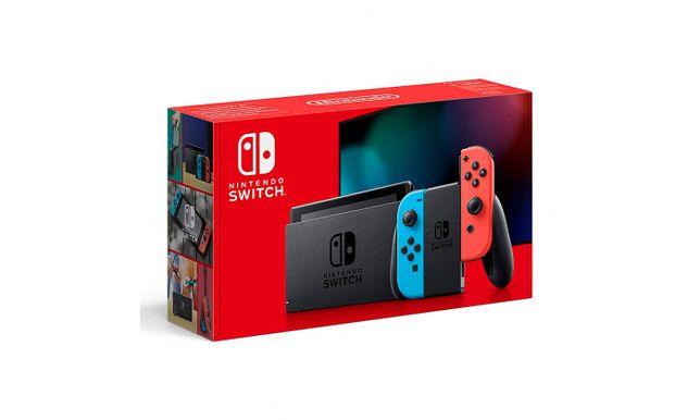 Nintendo Switch V2 C/ Pokemon Sword