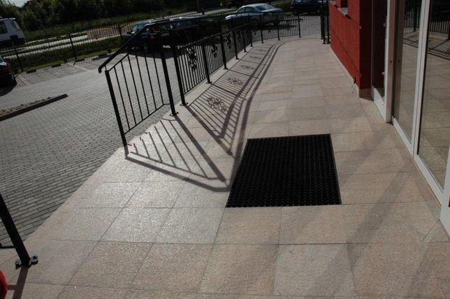 Schody Granitowe Kamienne Stopnie Stopnica Granitowa Płyty z Kamienia