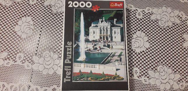 Puzzle 2000 Trefl elementów
