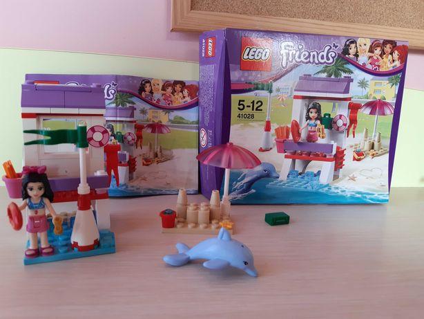 Lego Friends Emma ratownik 41028