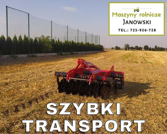 Brona talerzowa mała do sadów i winnic C360 Ursus, MTZ Pronar METANGA
