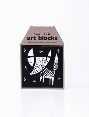 Puzzle Art Blocks - Artigo novo