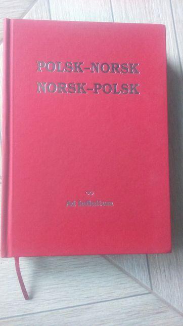 Slownik polsko norweski