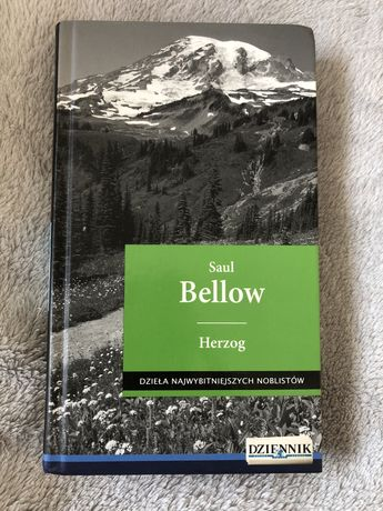 Dziela najwybitniejszych noblistow, Saul Bellow Herzog