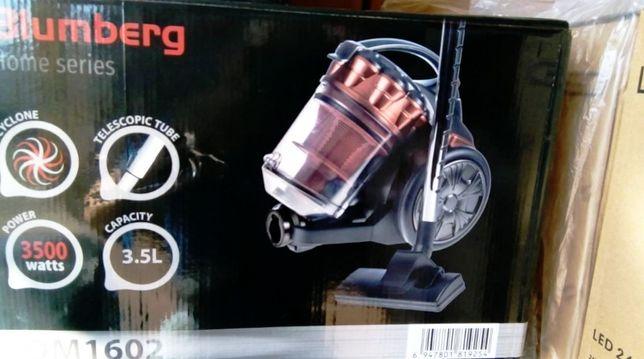 Blumberg DM 1602 3500ват Идеальна уборка Без мешковой пылесос