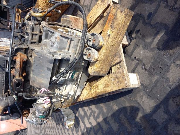Silnik deutz 2012 69KW sprawny 4500mtg