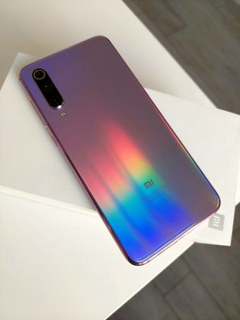 Xiaomi mi 9 SE fioletowy, stan idealny