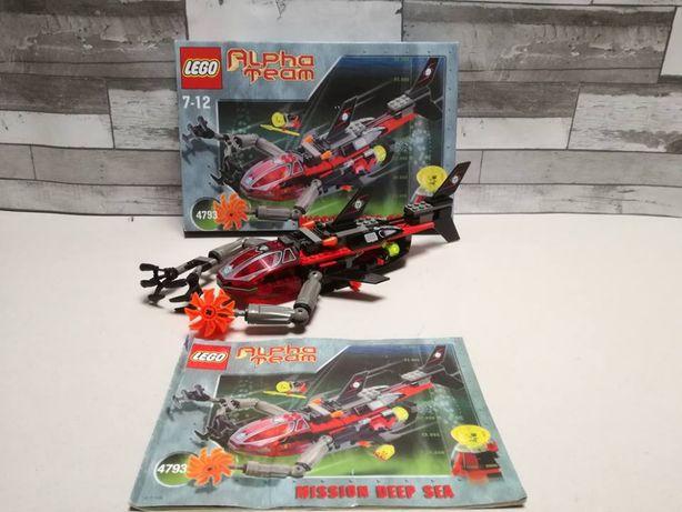 Lego Alpha Team - 4793