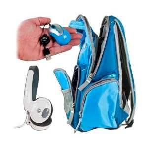 Рюкзак наушники мышка набор подарочный для ребенка Targus