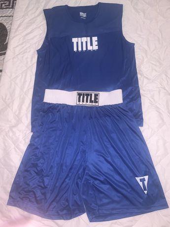 Форма для бокса TITLE