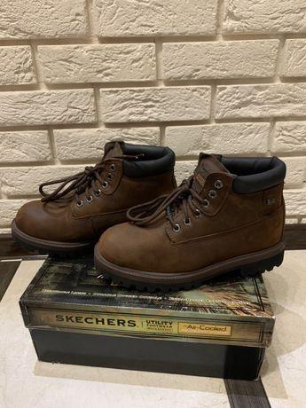 Мужские зимние ботинки Skechers