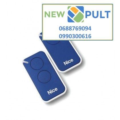 Двухканальный пульт Nice INTI для ворот автоматика електроніка