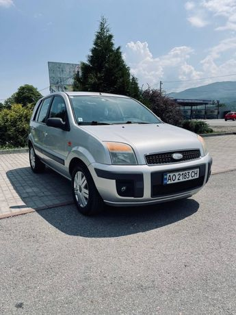 Ford Fusion 2007 рік
