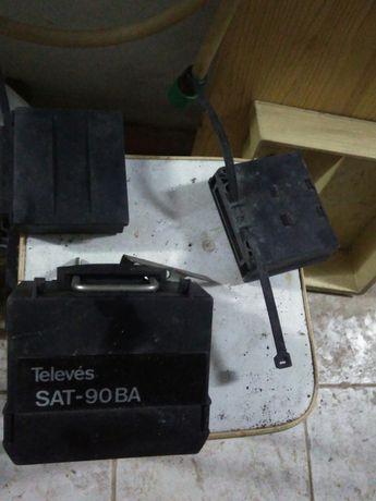 Amplificador e outro material de antenas