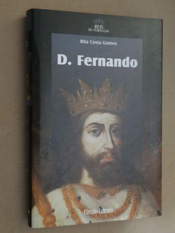 D. Fernando de Rita Costa Gomes