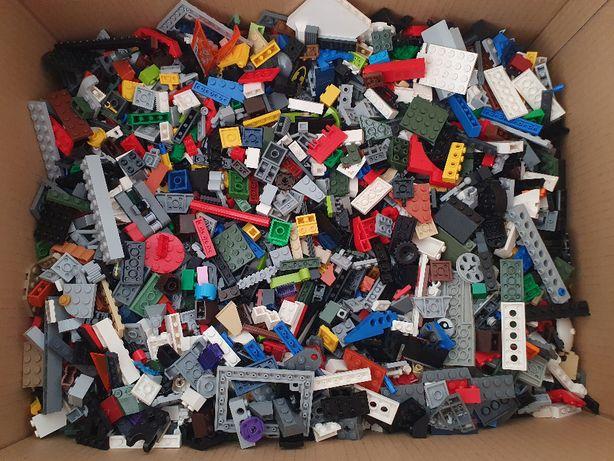 Klocki LEGO mix / segregowane
