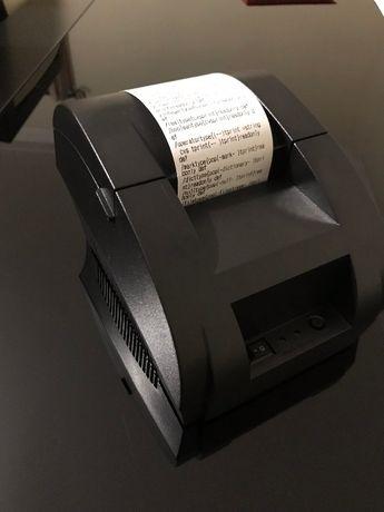 Impressora térmica para POS ou para PC, USB Nova na caixa, 60mm / 58mm