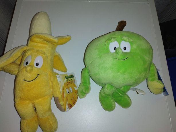 Мягкая игрушка Billa-Банан Яблуко