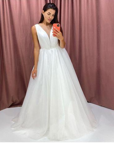 Весільна сукня хс розмір