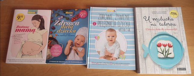 Książki dla mam