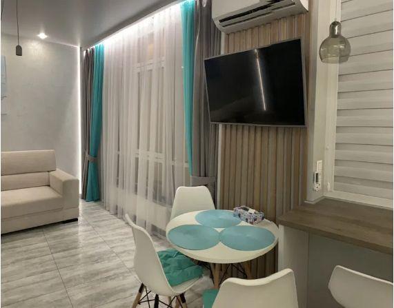 S Квартира в 26 Жемчужине с шикарным ремонтом, Аркадия, Парк Победы.