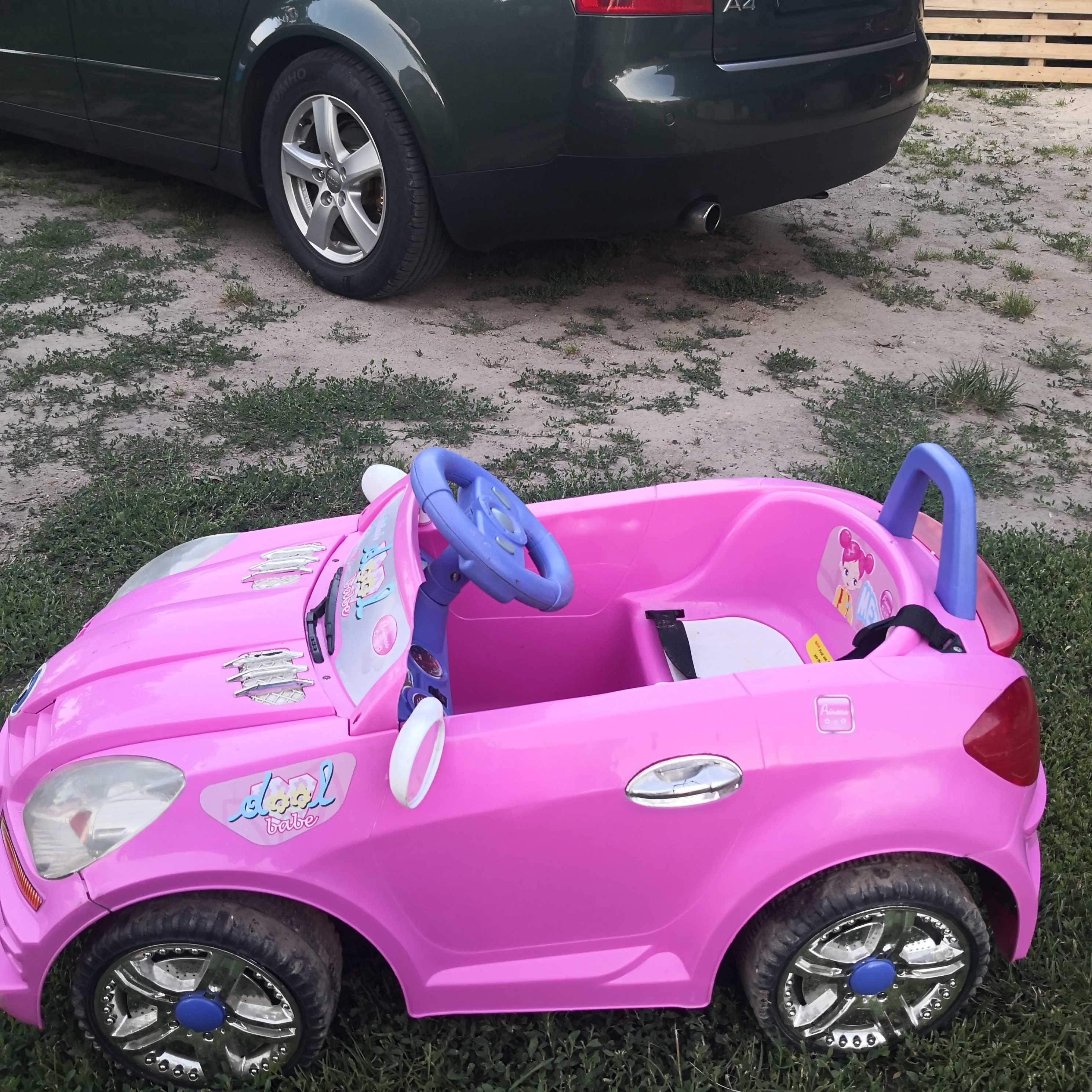 Autko elektryczne na akumulator dla dziecka