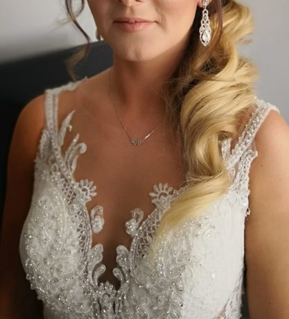 Suknia ślubna vanilla sposa 34/36