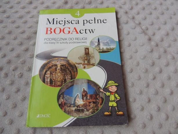 Podręcznik książka do religii klasa IV 4