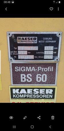 KAESER BS60 Kompresor.