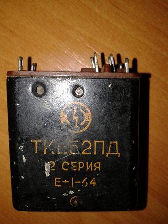реле ТКЕ52ПД 2- серия.