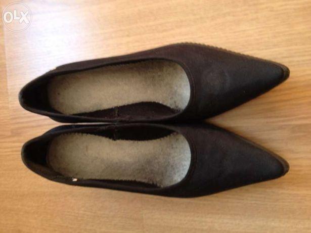 Sapatos BW Pretos como novos 36
