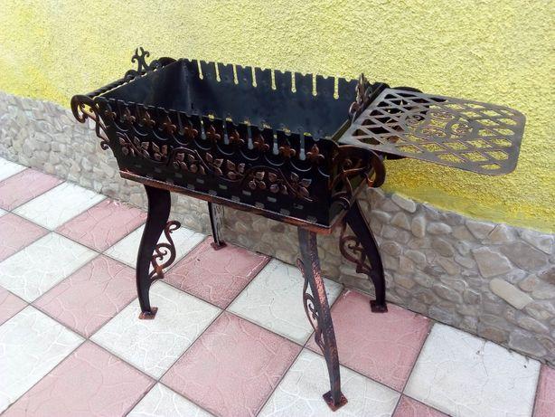 Мангал кований гриль