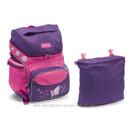 ECCO BACK TO SCHOOL рюкзак с сумкой для обуви для девочки