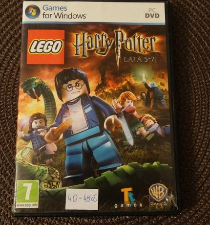 Lego Harry Potter lata 5-7 pc