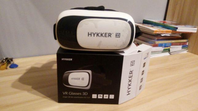 Gogle VR dla smartfonów 3D