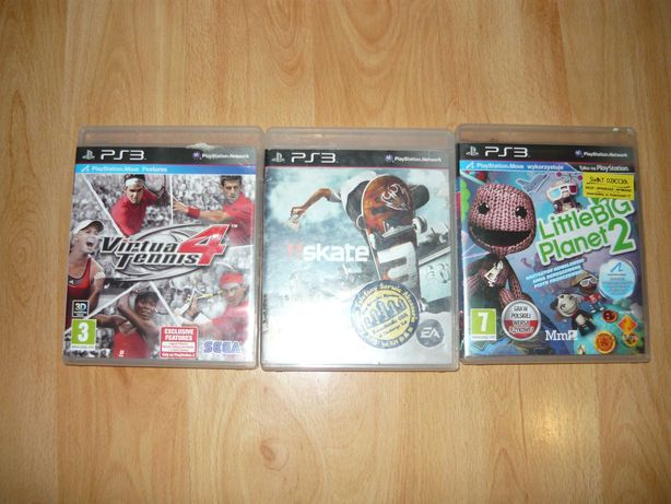 Sprzedam lub zamienię gry na PS3