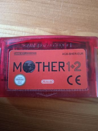 Mother 1+2+3 GBA Gameboy Earthbound